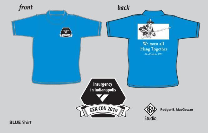 RBM Shirt 5 11